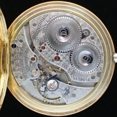 Waltham riverside maximus pocket watch
