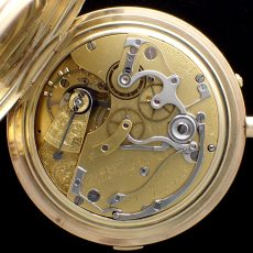 Fordsham pocket watch 18gk gold patek philipp