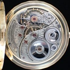 ELGIN POCKET WATCH patek philippe